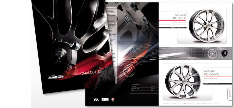 Roadhouse Alloy Wheel Brochure
